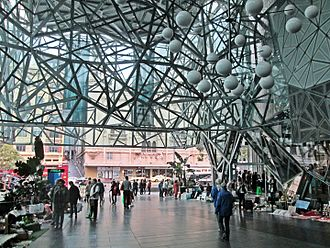 National Gallery of Victoria - Ian Potter Centre: NGV Australia