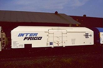 Refrigerated van - Image: Ibbehps