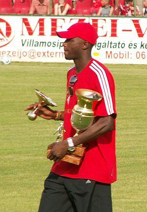 Ibrahima Sidibe - Image: Ibrahimasidibe