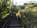 Ichihara station stairs to the north end 20200523.jpg