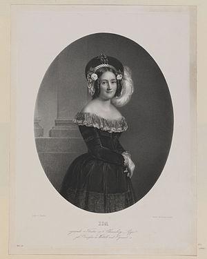 Princess Ida of Waldeck and Pyrmont - Image: Ida, Princess of Schaumburg Lippe