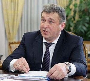 Igor Albin - Image: Igor Slyunyayev, February 2011 1