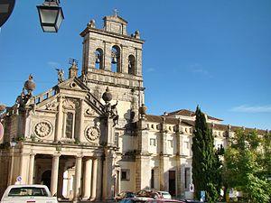 에보라: IgrejadaGraça-Évora