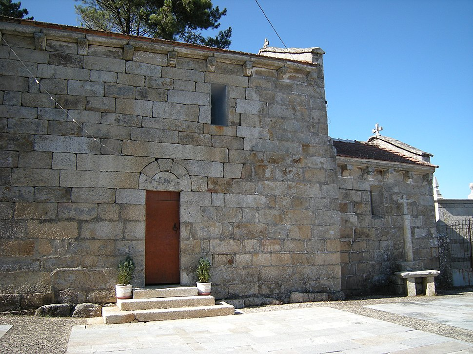 Igrexa de San Xiao de Muimenta, Carballeda de Avia, Galiza
