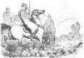 Illustrirte Zeitung (1843) 06 005 1 Arabische Reiterei.PNG