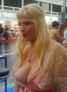 Ilona Staller Hungarian-Italian former pornographic actress, politician, and singer