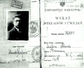 Index of Jewish student in Poland with Ghetto benche seal 1934.PNG