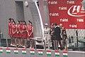 Indian Grand Prix 2013 Podium (Ank Kumar, Infosys) 03.jpg