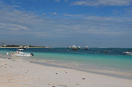Indian Ocean at Lancelin.JPG