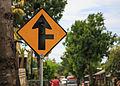 Indonesia Traffic-signs Warning-sign-10.jpg