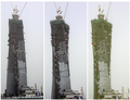 Infinity Tower during construction.png