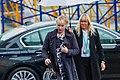 Informal meeting of ministers for foreign affairs (Gymnich). Arrivals Margot Wallström (36284887943).jpg