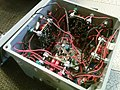 Inside the D.A.I.M. Box created by Michael J. Baker in 2008 and used to identify sound direction.jpg