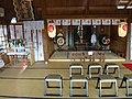 Inside the Yasaka shrine temple - panoramio.jpg