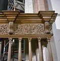 Interieur, aanzicht afsluitingshek Prinsenkapel, detail paneel - Breda - 20362285 - RCE.jpg