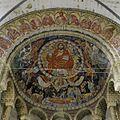 Interieur, schilderingen op de zuidelijke pijler voor het koor - Maastricht - 20386752 - RCE.jpg