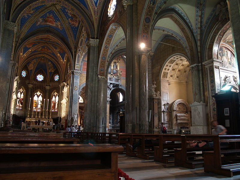 Interiör Santa Maria sopra Minerva.JPG