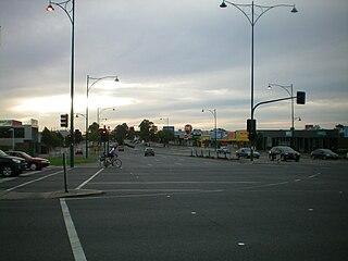 Nunawading, Victoria Suburb of Melbourne, Victoria, Australia