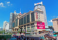 Intersection of Middle Dongmen, Shaibu and Third roads, Shenzhen, China.jpg