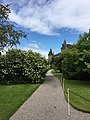 Inveraray castle, a view from the park, Scotland.jpg