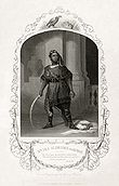 Ira Aldridge as Aaron in Titus Andronicus.jpg