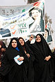 Iraqi women chant campaign slogans - Flickr - Al Jazeera English.jpg