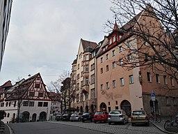 Irrerstraße1 Weinmarkt12a Nürnberg Feb2017