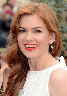 Isla Fisher - the cool, beautiful,  actress  with Scottish roots in 2019