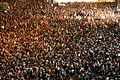 Israel social justice protests Rabin Square Tel aviv 29 october 2011.jpeg