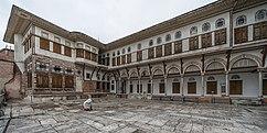Harén del palacio de Topkapi, Estambul (1598)