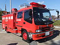Isuzu, Chemical fire engine of Fujisawa City Fire Department,.JPG