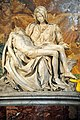 Italy-3239 - The Pieta by Michelangelo (5392914258).jpg