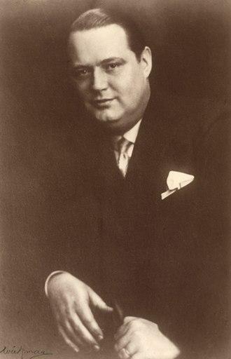 Ivar F. Andresen - Ivar F. Andresen, c. 1930