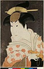 Iwai Hanshirō IV as the wet nurse Shigenoi