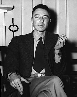 Oppenheimer security hearing 1954 United States Atomic Energy Commission investigation