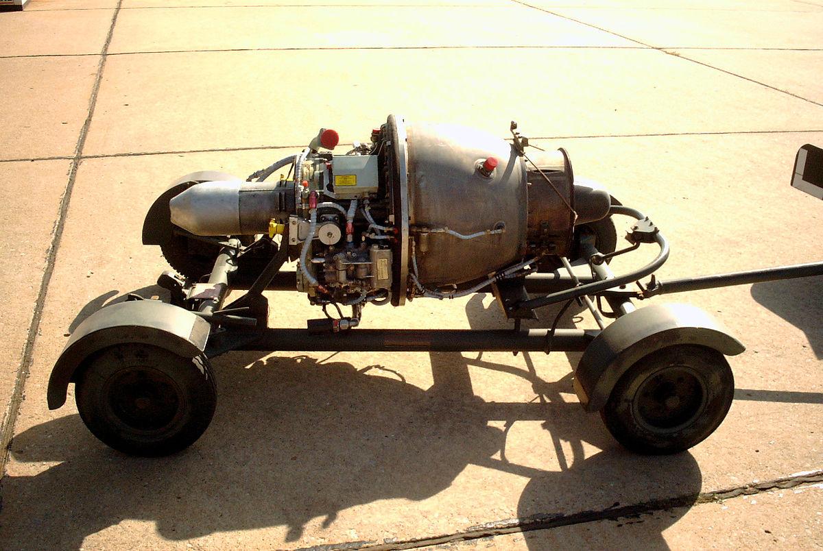 how to build a small turbine engine