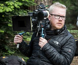 Jim Field Smith - Jim Field Smith on the set of STAG (BBC, 2016)