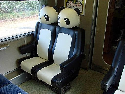 JRW 381 pandaseats