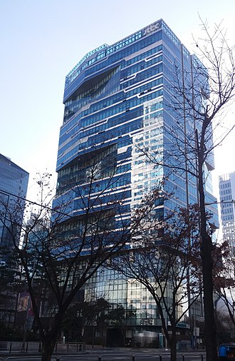 JTBC - Image: JTBC Tower