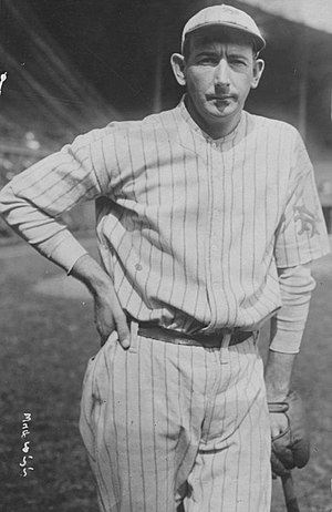 Jack Scott (baseball) - Image: Jack Scott 1922