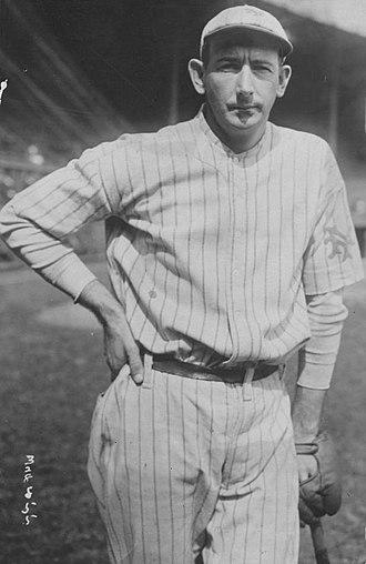 Jack Scott (baseball) - Image: Jack Scott 1922