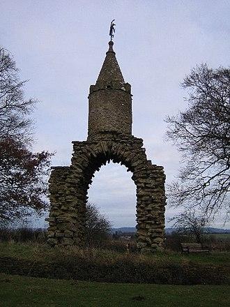 Barwick, Somerset - Image: Jack The Treacle Eater 2