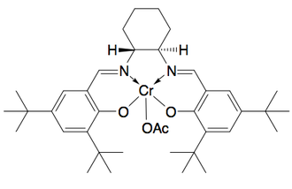 Kinetic resolution - Jacobsen's (R,R) (salen)-Cr catalyst for hydrolytic kinetic resolution of terminal epoxides