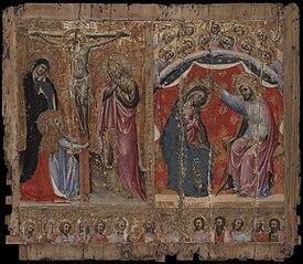 The Coronation of theVirgin