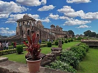 Mandu, Madhya Pradesh town in Madhya Pradesh, India