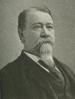 Georgia's 10th congressional district - Image: James C. C. Black