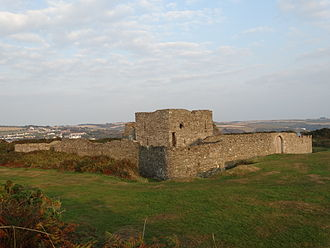 James's Fort - Central fortification of James Fort