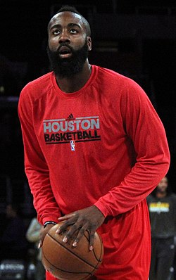 Harden, Houston Rockets formasıyla