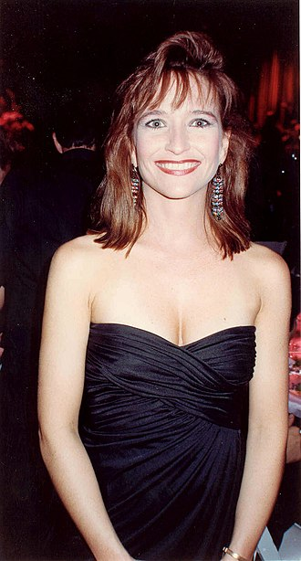 Jan Hooks - Hooks at the 40th Emmy Awards in 1988