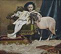 Jan Van Beers (1852-1927) - Keizer Karel als kind (1879) - kmska 001 28-02-2010 15-07-42.jpg